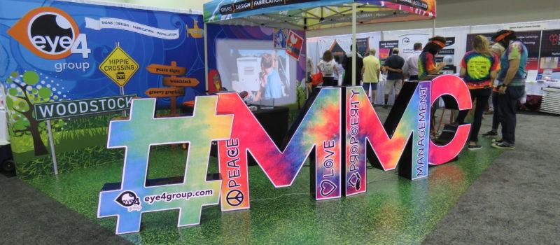 2018 MMC Trade Show Booth Awards